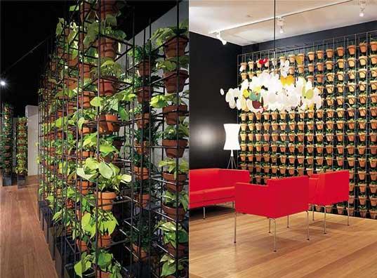 jardim vertical urbano:Parede Verde- Jardim Vertical