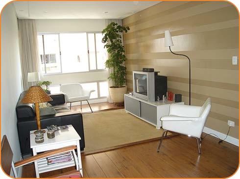 apartamentos pequenos decorados