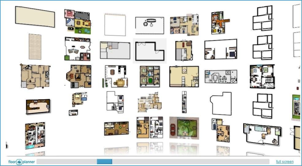 Veja os projetos mais recentes feitos no for Www floorplanner